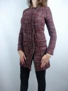 TRUSSARDI markowy damski płaszcz IT42 -50 % ITALY