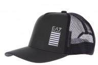 EMPORIO ARMANI EA7 nowa czapka z daszkiem 2016 BLACK
