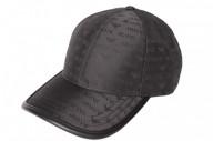 ARMANI JEANS stylowa czapka z daszkiem BLACK 2016