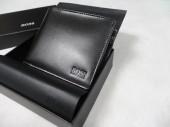 HUGO BOSS nowy portfel skórzany miejsce na bilon, idelany na prezent