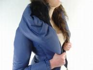 ELISABETTA FRANCHI nowa damska kurtka z Włoch IT40/S -65 %%%