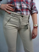 TWIN-SET markowe damskie spodnie roz.S M