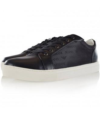 660cf74553e07 ARMANI JEANS stylowe buty trampki logowane WYPRZEDAŻ