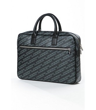 EMPORIO ARMANI męska torba teczka na laptop ALL OVER 2019